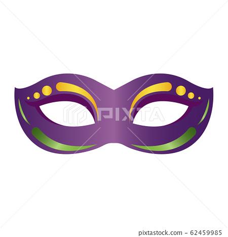 Mask for mardi gras 62459985