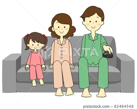 沙發 家庭 家族 62464548