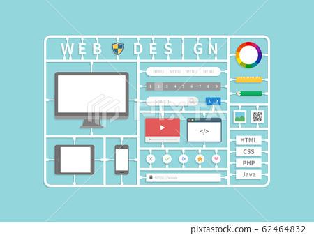 網頁設計/設計師/網站製作 62464832