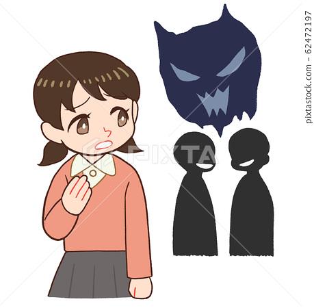 Child bad mouth 62472197