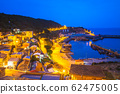 night view of Lehua Zhongliu Village and Zhongzhu 62475005