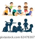 Boys yoga training 62476367