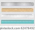 School ruler instruments 62476492