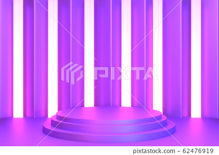 gradients purple and blue abstract podium 62476919