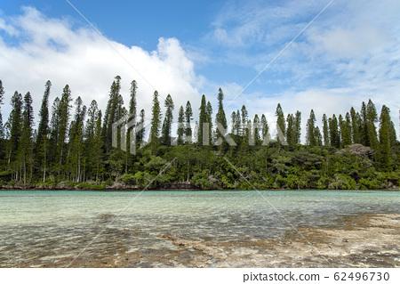 New Caledonia Royayote Islands Ile de Pan Natural Pool 62496730