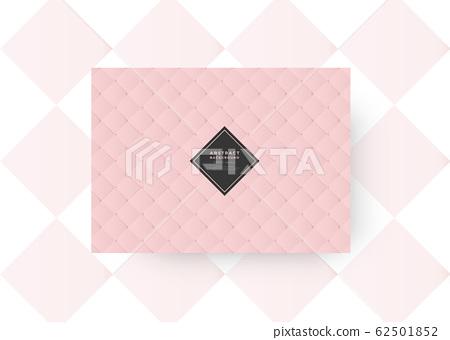 玫瑰金抽象矢量背景 62501852