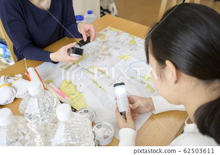 家庭(輕度)檢查應急物資 62503611