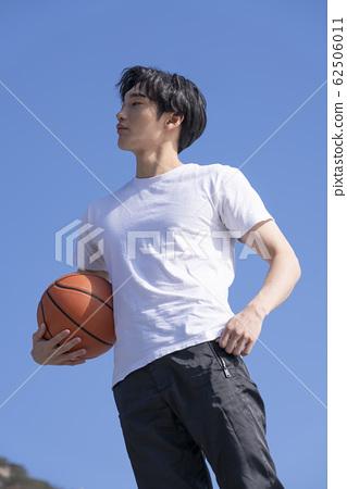 스포츠 남자 활기차다 62506011