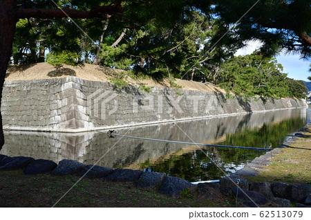 Nijo Castle 12 Moat and Ishigaki 62513079