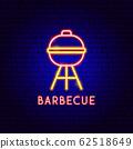 Barbecue Neon Label 62518649