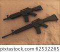 M16自動步槍 62532265