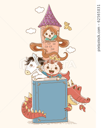 Fairy tale characters 62565831