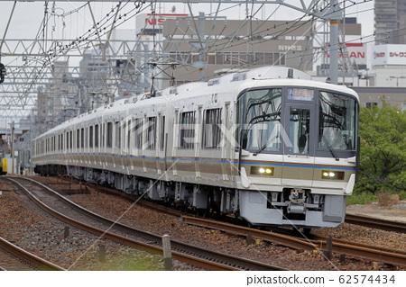 JR 서일본 고베 선 221 계 62574434