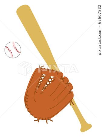 야구 용품 3 종 세트 62607882