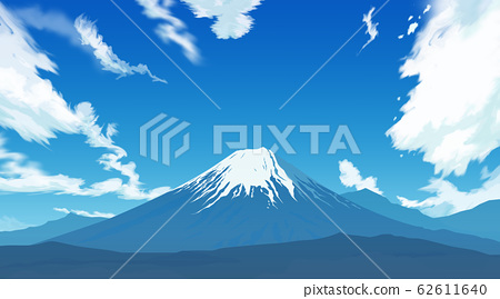 富士山 62611640