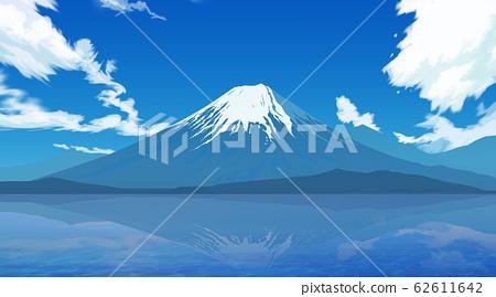 顛倒的富士 62611642