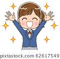 여고생의 일러스트 여자 여자 중학생 재킷 만화 애니메이션 62617549