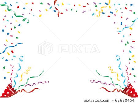 餅乾背景框架聚會活動設計素材 62620454