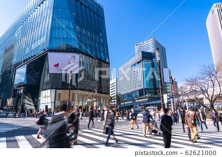 "東京"" Sukiyabashi"",城市景觀 62621000"