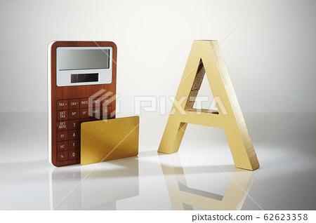 計算器,卡,A 62623358