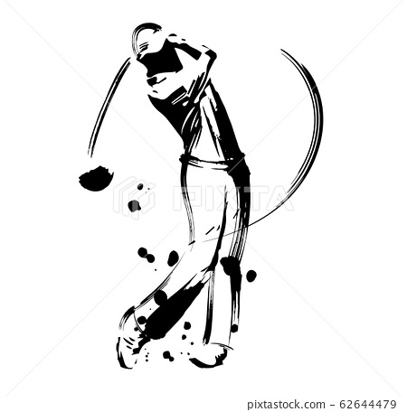 高爾夫球手 62644479