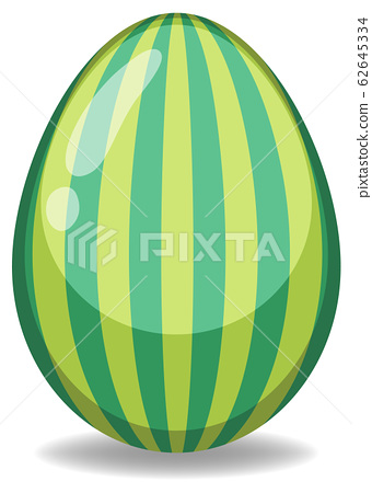Easter theme with decorated egg in colorful 62645334