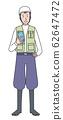 木匠使用智能手机 62647472