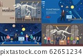 Planetarium and Ancient History Museum Webpage Set 62651234