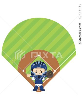 야구 포수 62653839