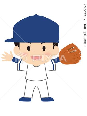 야구 외야수 62660257