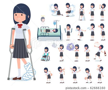 學生 夏裝 女生 62666160