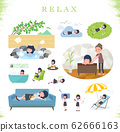 flat type school girl White shirt summer_relax 62666163