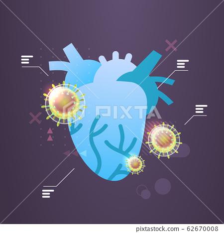 epidemic MERS-CoV floating influenza virus infected human heart wuhan coronavirus 2019-nCoV pandemic medical health risk 62670008
