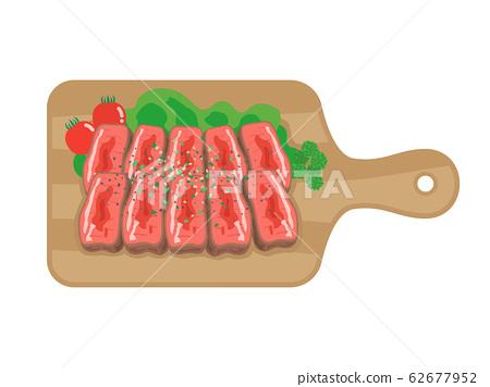 肉意大利食品意大利 62677952