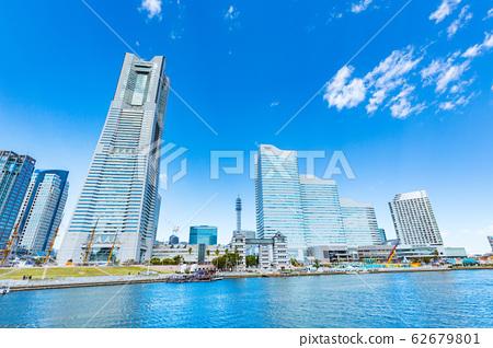 港未來景色 62679801