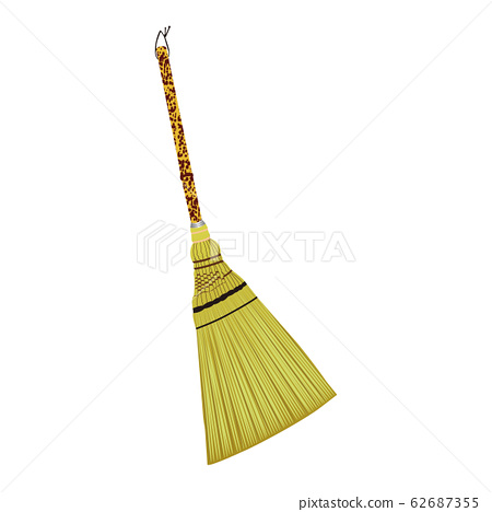 A broom 62687355