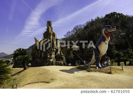 岡山縣Ka岡市岡市Horse蟹博物館恐龍公園 62701050