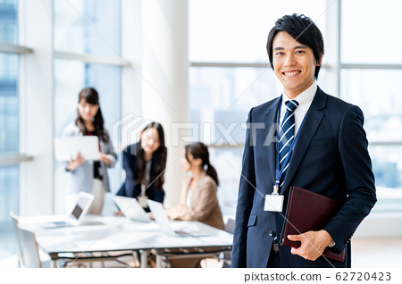 Business Conference Businessman Office Team 62720423