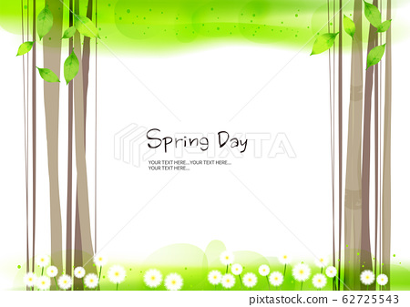 spring, Flower, tree 62725543