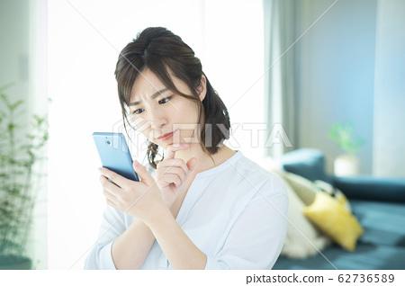 小姐·智能手機 62736589