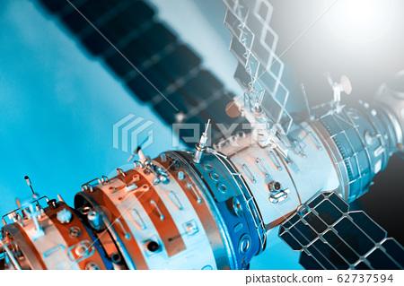 Space station Sputnik 62737594