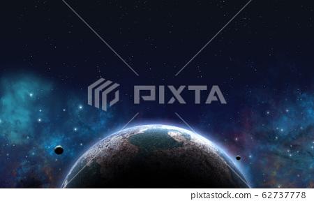 alien space planet 62737778