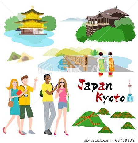 外國遊客來京都 62739338