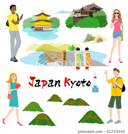 外國遊客來京都 62739340