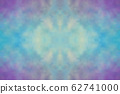 Blue abstract glass texture background, design 62741000