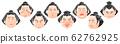 相撲摔跤臉套裝 62762925