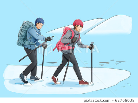 Daily life in winter illustration 002 62766038