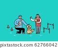 Social security in flat design, welfare benefits symbols illustration 006 62766042