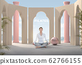 Woman practicing pilates 010 62766155