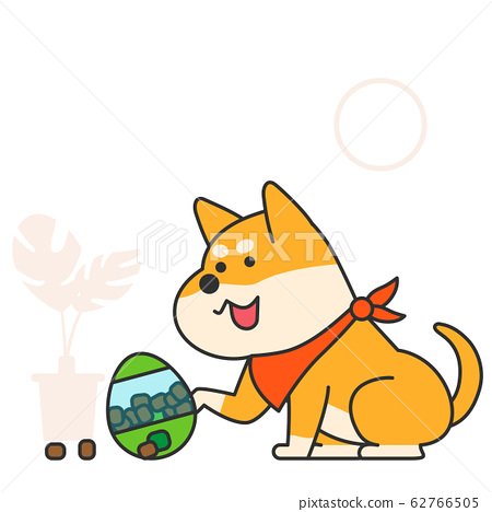 Cute and lovely animals, pets icon illustration 007 62766505